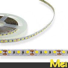 BN50 striscia LED 12V luce NEUTRA 4000K 120 SMD 2835 IP20 NON IMPERMEABILE 5MT