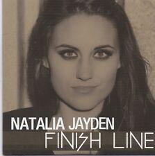 Natalia Jayden-Finish Line cd single
