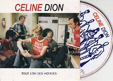 CD CARTONNE CARDSLEEVE CELINE DION 3T TOUT L'OR ...(GOLDMAN)