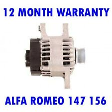 ALFA ROMEO 147 156 1.6 1.8 2.0 1997 1998 1999 2000 2001 - 2006 ALTERNATOR