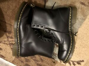 dr martens boots 1460 Smooth