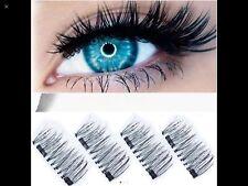 Magnetic Double Ended False Eyelashes Strong Hold 🇬🇧UK SELLER 🇬🇧