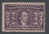 UNITED STATES 325 MINT HINGED OG * NO FAULTS EXTRA FINE !