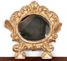 Antique Carved and Gilt Framed Mirror