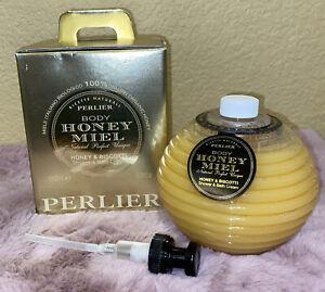 Perlier Honey Miel Honey And Biscotti Shower & Bath Cream 33.8 fl oz NEW