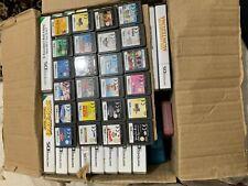 Nintendo DS giochi più economico su ebay Salva 20% + Custodie vuote