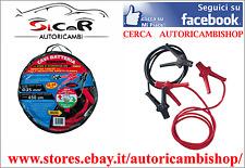 CAVI AVVIAMENTO BATTERIA LAMPA 70119 SPESSORE RAME 3.5 CM Omologati  DIN 72553