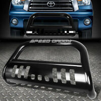 "FOR 07-16 TOYOTA TUNDRA/SEQUOIA MATTE BLACK 3"" BULL BAR PUSH BUMPER GRILL GUARD"