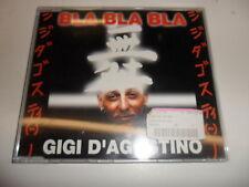 CD GIGI D'AGOSTINO-BLA BLA BLA