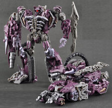 "Transformers 3 Dark of the Moon Decepticons Voyager Shockwave 7"" Action Figure"