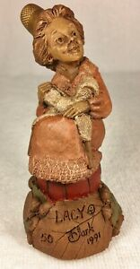 LACY-R 1991~Tom Clark Gnome~Cairn #5176~Ed #50~Hand Signed~COA & Story Included