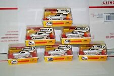 Rare Complete Set iWHEELS 1 of 150 ThunderJet Release 3 HO Slot Cars Auto World