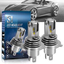 Hb2 H4 9002 2300W 345000Lm Led Headlight Kit High/Low Beam Bulbs 6000K 2pcs