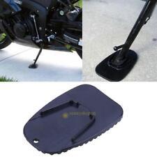 Universal Kickstand Side Stand Plate Pad Base for Motorcycle Honda Yamaha