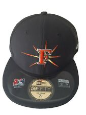 New Era 59fifty MiLB Frederick Keys Diamond Era BP Coolera Cap (Black) 7 3/4