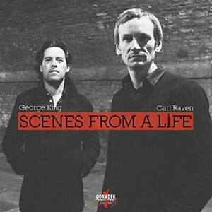 King George/Carl Raven-Scenes From A Life CD NEW