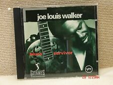 *CD Joe Louis Walker - Blues Survivor