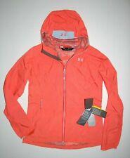 Under Armour Womens Scrambler Pertex 2.5 Packable Windbreaker Jacket S $160