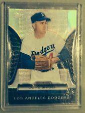 2012 Topps Duke Snyder Golden Moments Die-Cut Redemption GMDC-35 Dodgers