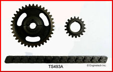 Engine Timing Set-OHV, Ford, 16 Valves ENGINETECH, INC. TS493A