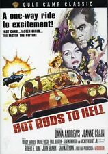 Hot Rods to Hell [New DVD] Subtitled, Widescreen