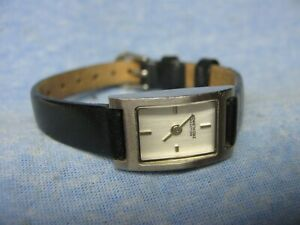 """Women's Petite KENNETH COLE """"Reaction"""" Water Resistant Watch w/ New Battery"""