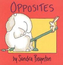 Opposites: By Boynton, Sandra