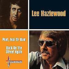 Poet,Fool Or Bum/Back On The Street Again von Lee Hazlewood (2004)