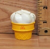 Vintage McDonald's Happy Meal Transformer Cone Toy / Figure Only **READ**