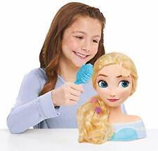 Grandi Giochi Frozen Elsa Testa da acconciare