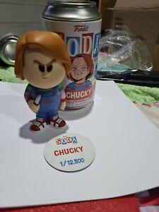 CHUCKY FUNKO SODA VINYL FIGURE
