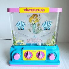 Vintage Tomy Waterfuls Toy LITTLE MERMAID Water Game