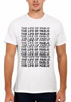 The Life Of Pablo Kanye Men Women Vest Tank Top Unisex T Shirt 2034