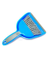 Compact Dust Pan And Brush Broom Desk Top Tabletop Kitchen Cleaning Portable US