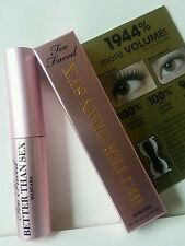 Too Faced Better Than Sex Mascara Travel Size 4.8g/0.17oz ~BNIB~