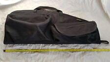 Black 3 Pocket Allen Paintball Gun Bag Carrying Case App padded soft