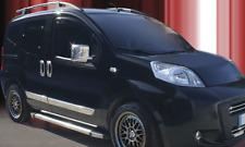 Fiat Fiorino (Qubo) 2007 up Chrome Door Handle + Rim Cover 5 Door S.Steel 10 pcs