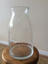 Very Large Glass Vase