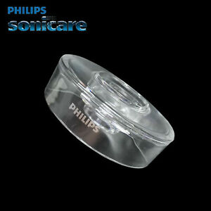Philips Sonicare Charger Cover Plastic Clear Stand for DiamondClean & Smart