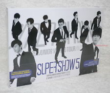 Super Junior World Tour in Seoul Super Show 5 Taiwan Ltd 2-DVD (Chinese-sub.)