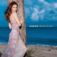 "CELINE DION ""A NEW DAY HAS COME"" CD NEU"