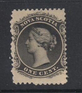 Nova Scotia, Scott 8 (SG 9), MHR