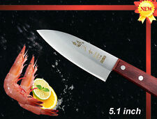 Handmade Japanese VG10 Fish Slicer Small Deba Fillet Knife 5.1 inch Classic