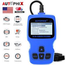 AUTOPHIX V007 OBD2 Scanner Car Code Reader ABS SRS EPB Oil Reset Diagnostic Tool