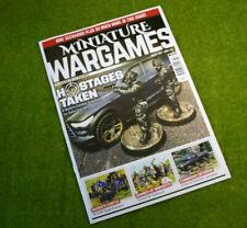 Miniature Wargames Magazine Dec 2020 Nepenthe Last Argument of Kings Knight Mod