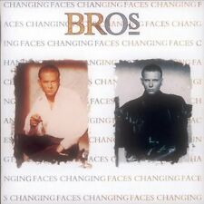 Bros Changing faces (1991) [CD]