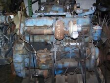 Mack 675 & 673 - GOOD RUNNERS - DIESEL ENGINE FOR SALE - MACK ENGINES