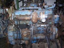 Mack 675 & 673 - GOOD RUNNERS - DIESEL ENGINE FOR SALE - MACK ENGINES