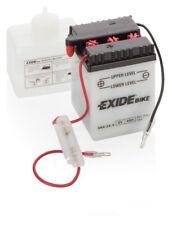 Batterie moto Exide 6N4-2A-4  6V 4AH 10A 70X70X95MM