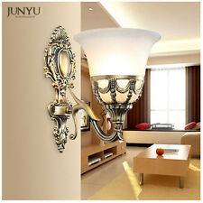 Euro Vintage Glass Wall Lights Sconce Aisle/Bedside lights wall lamp 9001/1W HC